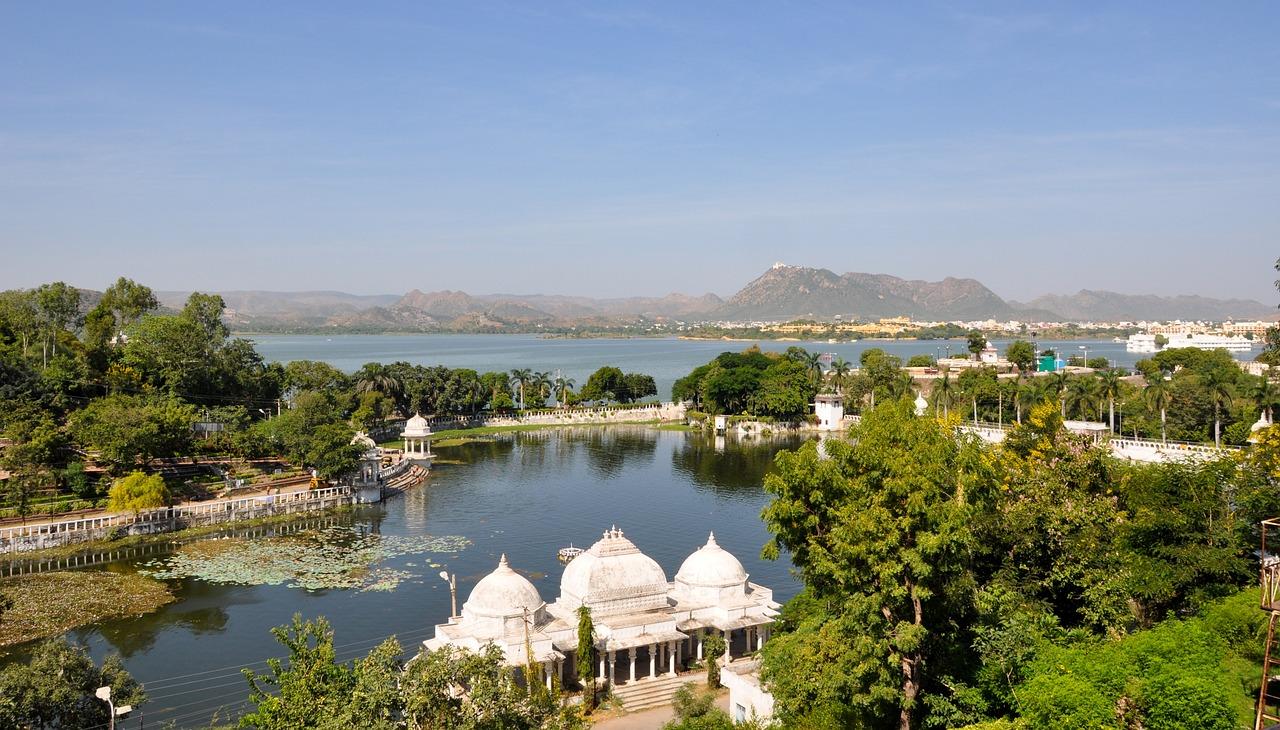 Lake Pichola City Udaipur - Free photo on Pixabay