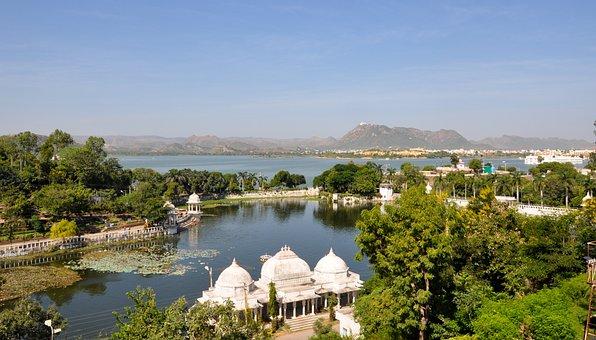 Lake Pichola, Lake City, Udaipur