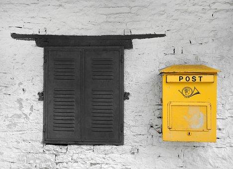 Bereitstellen, Traditionellen, Post