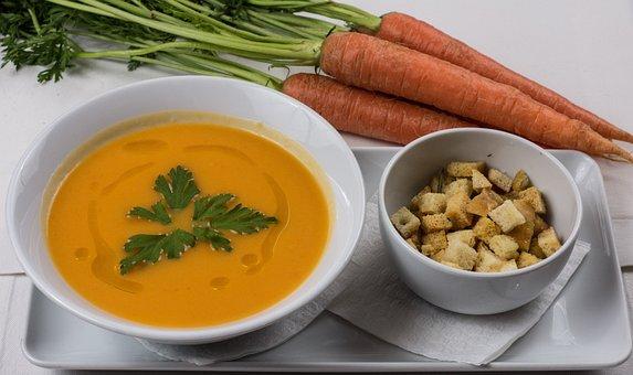 Рецепты с морковью для грудничка