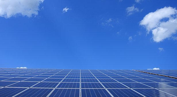 Solar Energy Solar System Solar Panel Phot