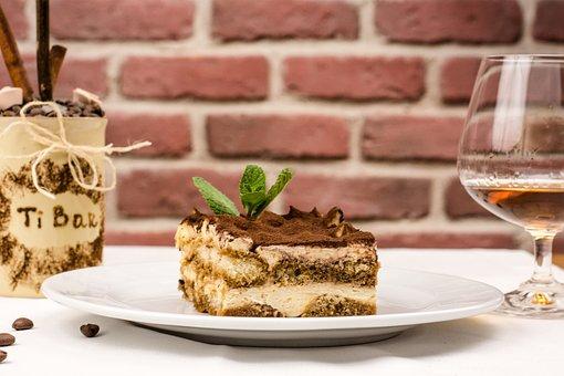 Italian Food Tiramisu Italian Food Cake De