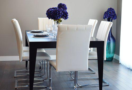Dining Room Table Chairs Home Interior Fur