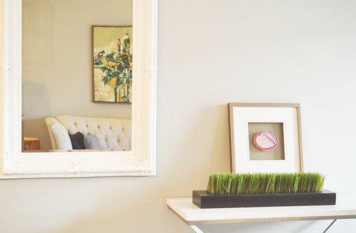 ミラー, 装飾, ホーム, 画像のフレーム, フォトフレーム, デザイン