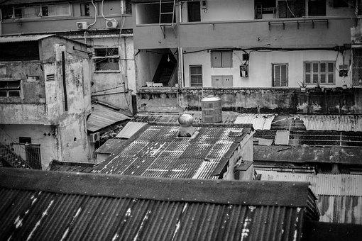 Home, Architecture, Vietnam, Light