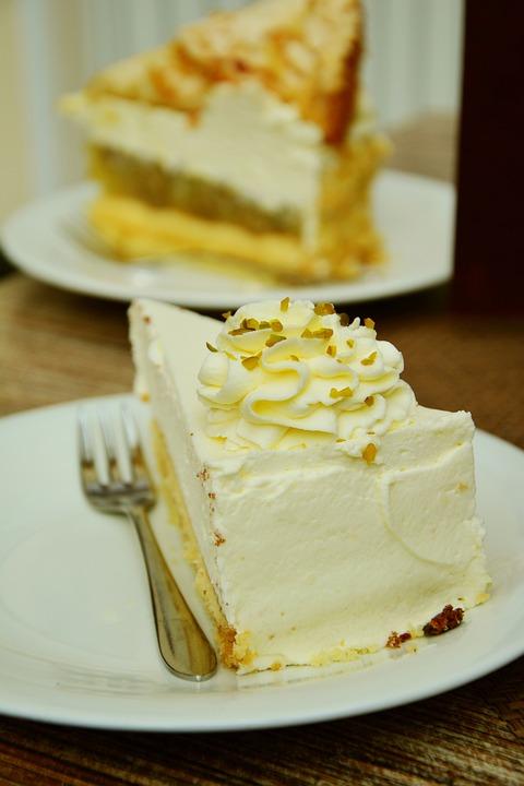 Sahnetorte Sahne Kuchen Kostenloses Foto Auf Pixabay
