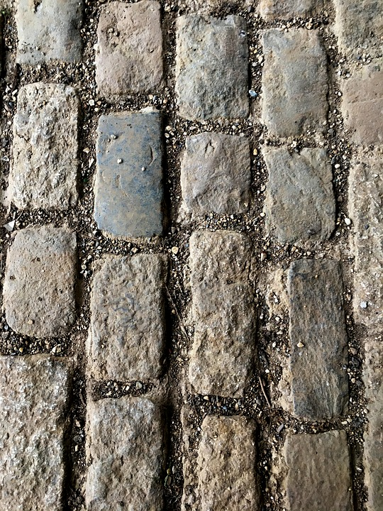 Free Photo: Cobble, Stone, Texture, Surface - Free Image On