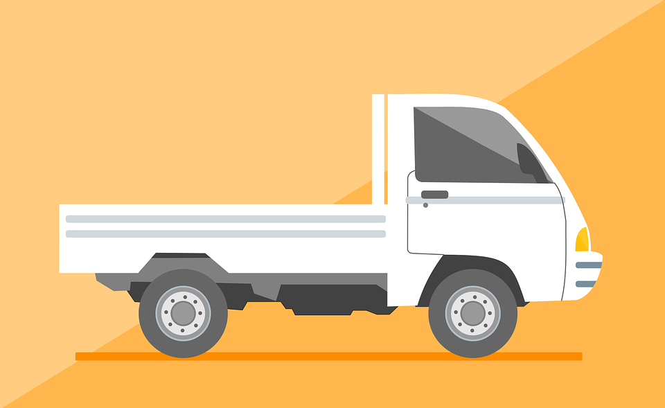 Car Pick Up Transportation · Free vector graphic on Pixabay