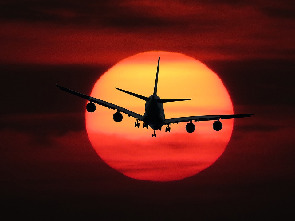 Free Photo Emotions Fly Aircraft Sun Free Image On