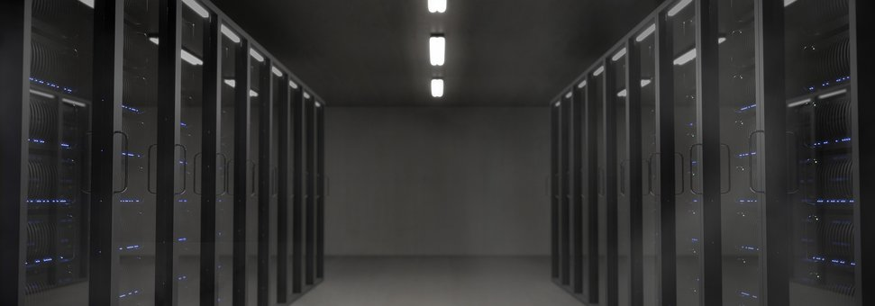 Server, Space, The Server Room, Dark