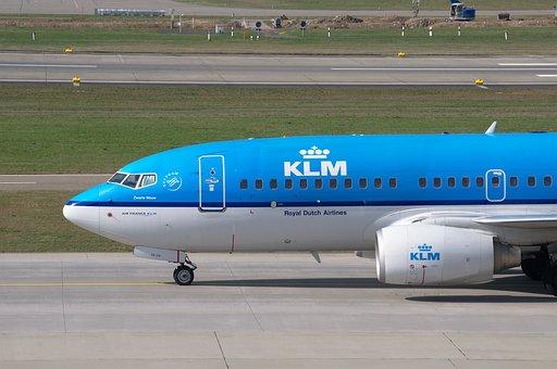 Aeronaves, Klm, Boeing 737, Jet