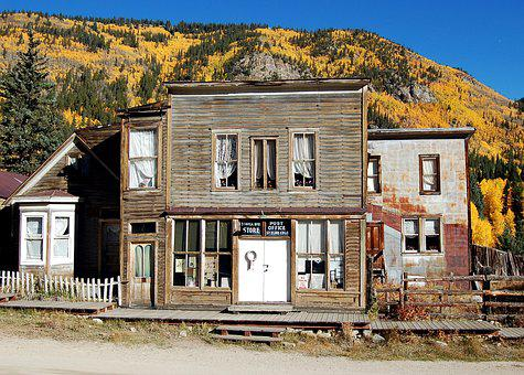 Ghost free images on pixabay for St elmo colorado cabins