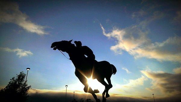 Resultado de imagen para montar a caballo