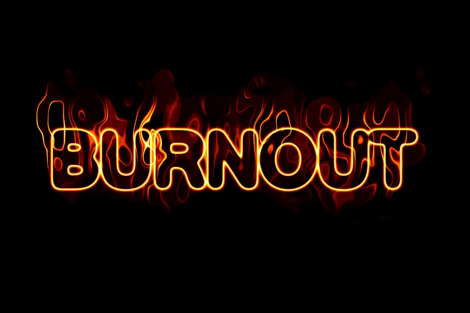 Burnout Font Fire - Free image on Pixabay