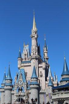 ディズニー ・ ワールド, 魔法の王国, フロリダ州, オーランド, ディズニー