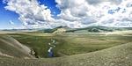landscape, grandeur, river