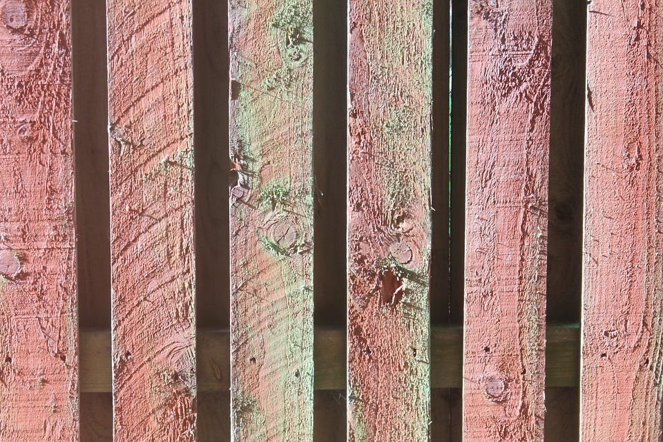 Background Wood Fence Timber Barrier Texture