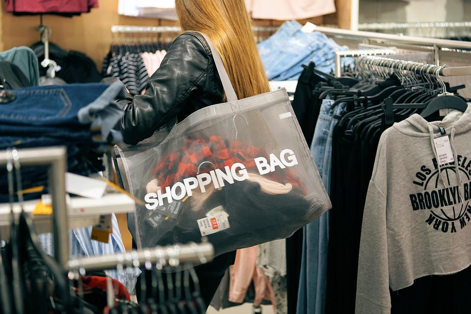 Shopping, Fashion, Purchasing, Bag, Sale, Woman, Shop
