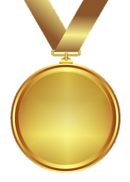Medal Gold Design Transparent 183 Free Image On Pixabay