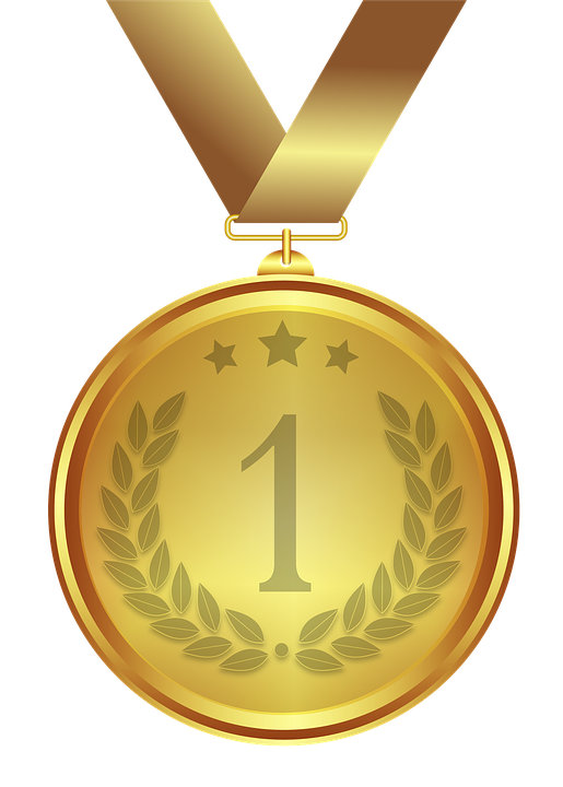Medal Gold Design Transparent · Free image on Pixabay
