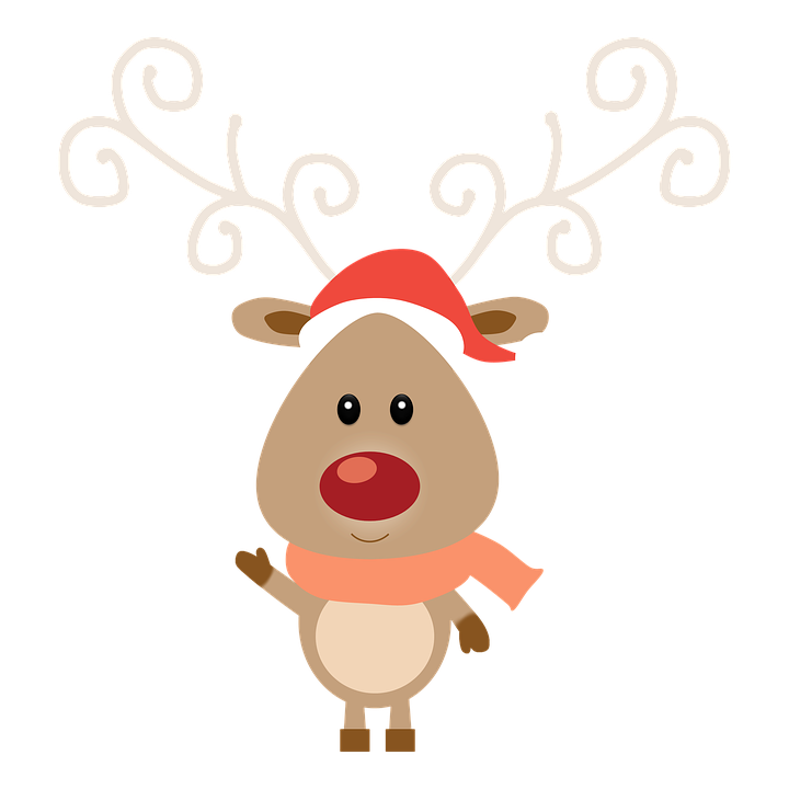 Reno Weihnachten Glücklich · Kostenloses Bild auf Pixabay