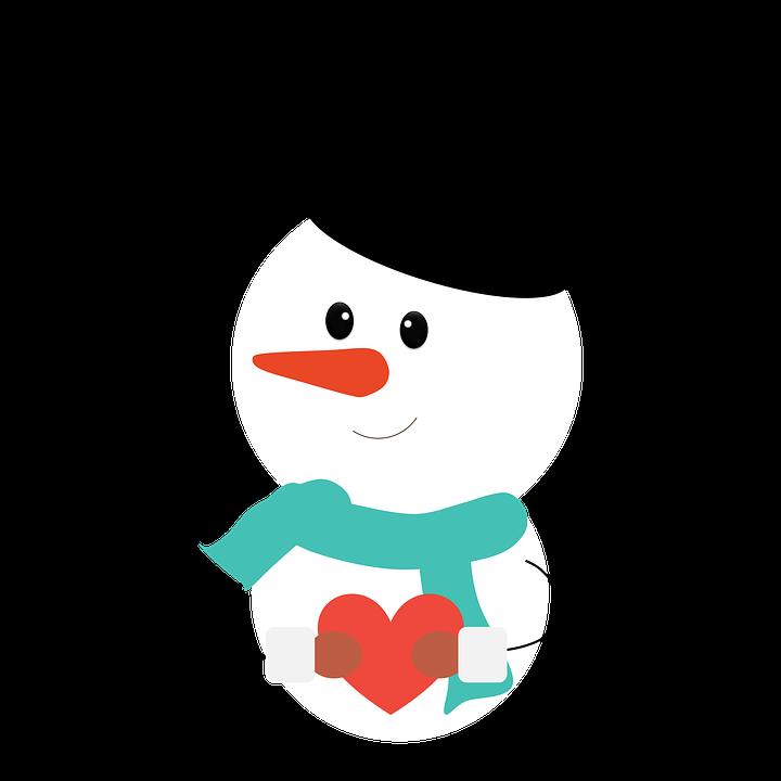 Schneemann Weihnachten Winter · Kostenloses Bild auf Pixabay