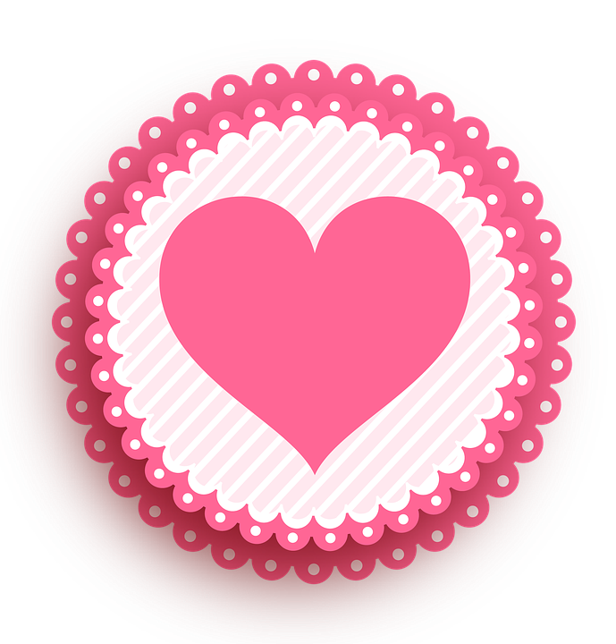 Love Wallpaper Png : Free illustration: Heart, Love, Pink - Free Image on ...