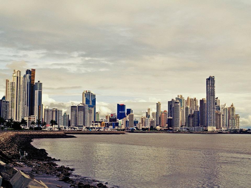 Panamá Ciudad, La Ciudad Moderna, Rascacielos
