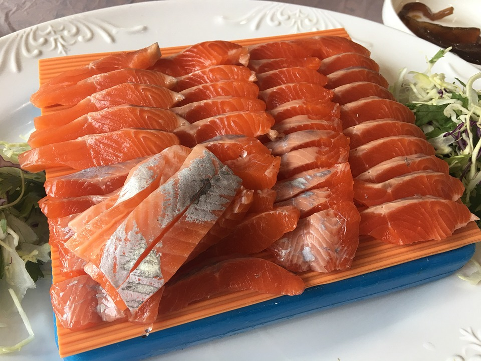 Lachs Thunfisch