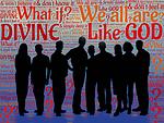 divine, god, we