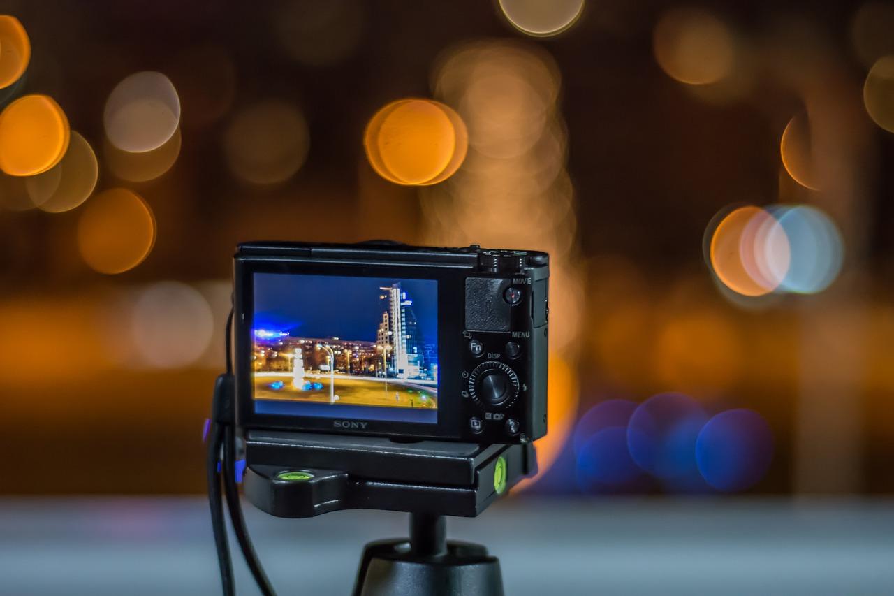 Как фоткать красиво ночью на фотоаппарат