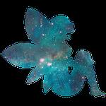 fairy, galaxy