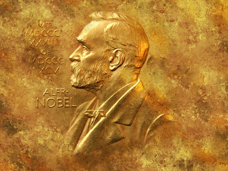 Nobel, Alfred, Plate, Coins, Medal, Portrait, Embossing