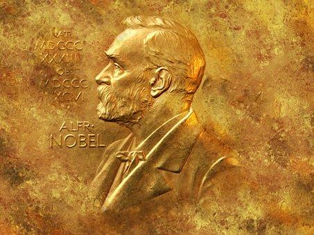 Alfred Bernhard Nobel, Premio Nobel