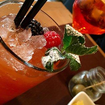 Aperitif, Verona, Alkoholfri, Drink