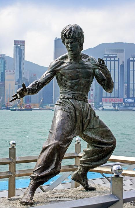 Bruce Lee, Hong Kong-facts-stats