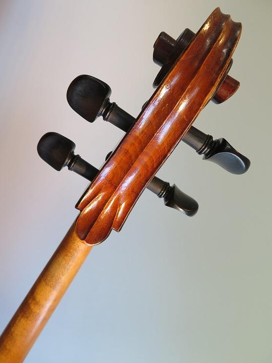Violoncelo Instrumento Musical Foto Gratuita No Pixabay