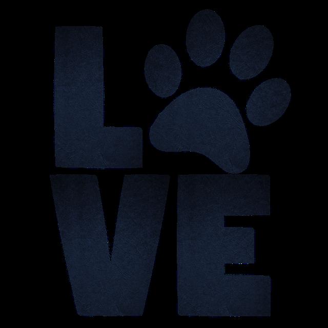 Free Clipart Cat Pawprint
