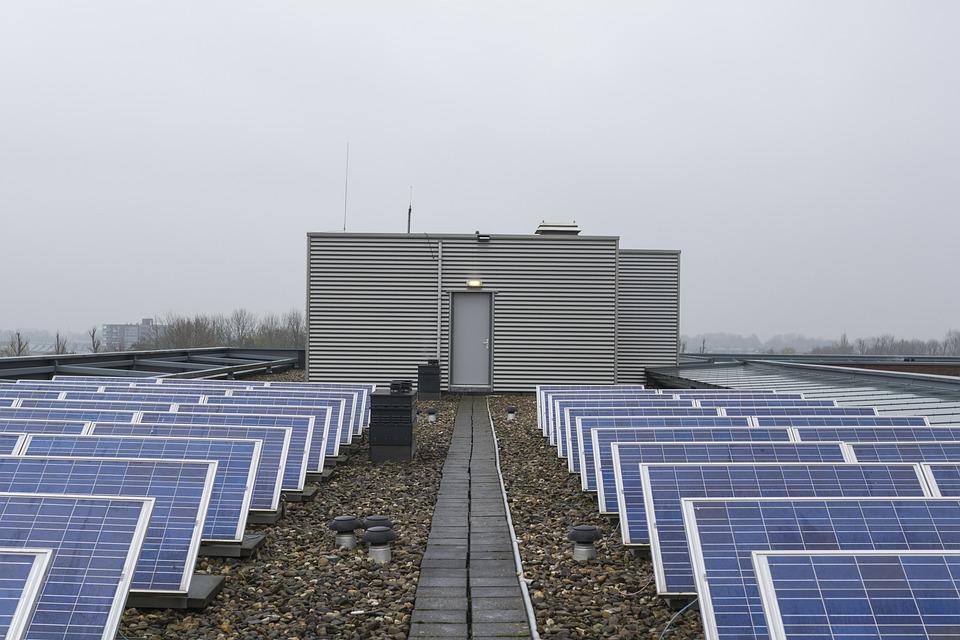 Solar Panels Energy Battery 183 Free Photo On Pixabay