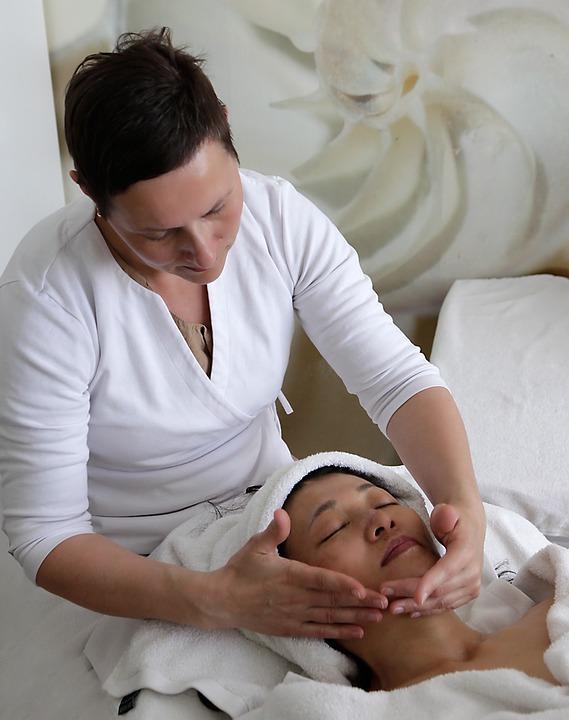 Massage Fascial Facial Free Photo On Pixabay