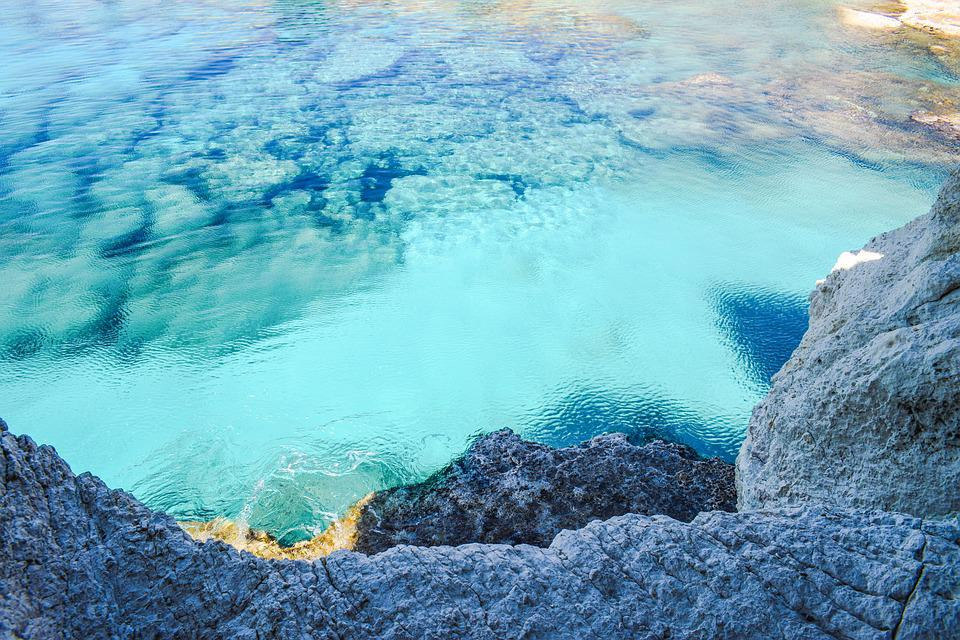 Sea, Transparent, Water, Clear, Turquoise, Nature