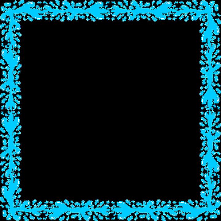 Abstract Aqua Art Free Vector Graphic On Pixabay
