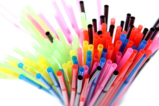 Drinking Straw, Straw, Color, Colorful