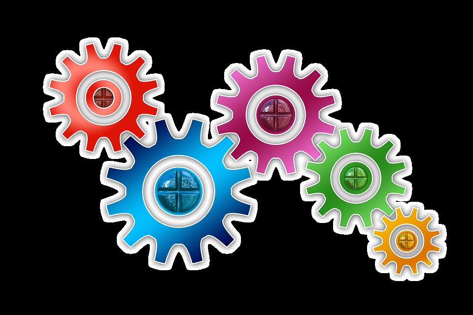 mechanics gear gears free image on pixabay