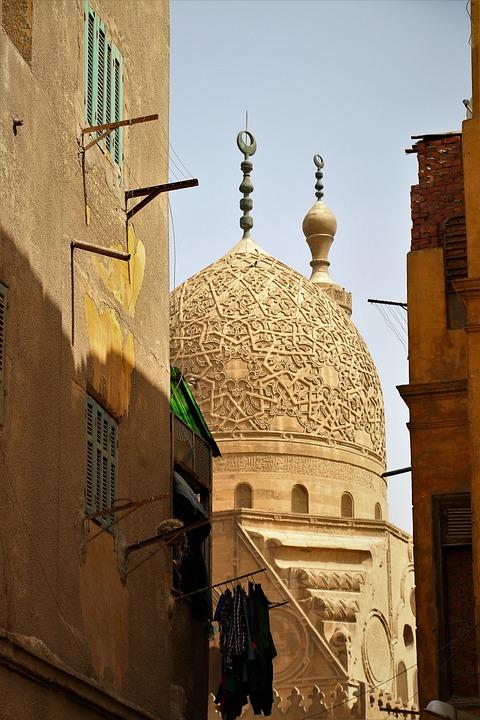 City Of The Dead Mamluk Cemetery - Free photo on Pixabay
