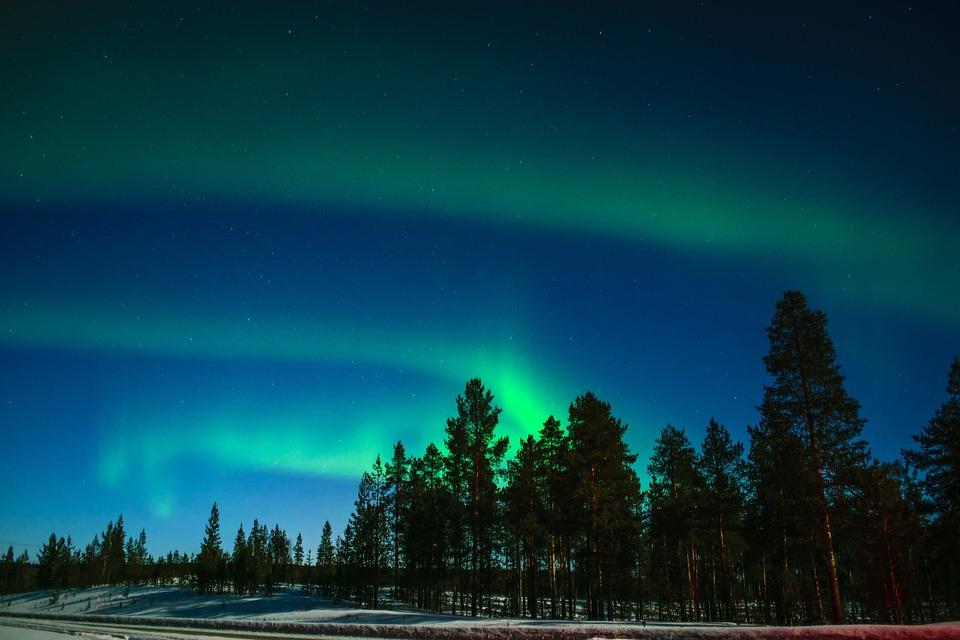 Aurora, Aurora Borealis, Northern Lights