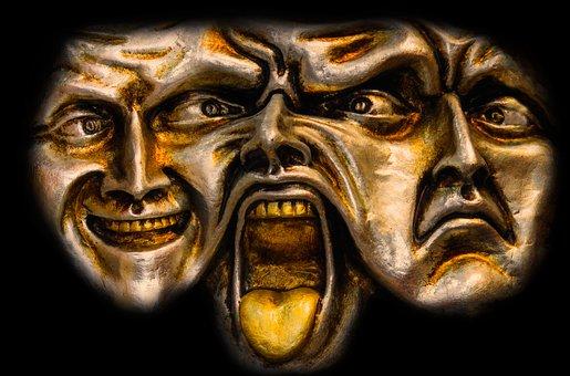 Art, Mask, Head, Human, Psyche