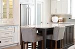 kuchnia, counter, pokój