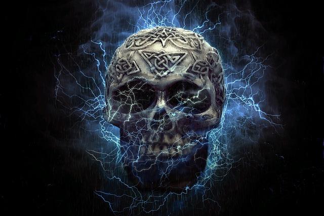 Crâne Mort Effrayant - Image gratuite sur Pixabay