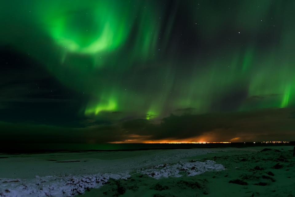 Iceland Northern Lights Aurora \u00b7 Free photo on Pixabay